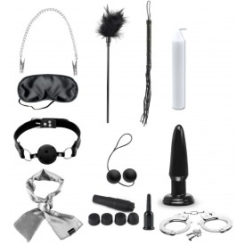 Набор для любовных и БДСМ игр Ultimate Bondage Kit